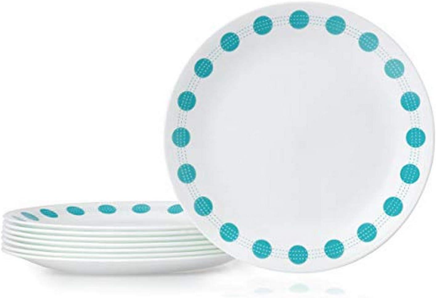 Corelle Dinner Plates, 8-Piece, South Beach