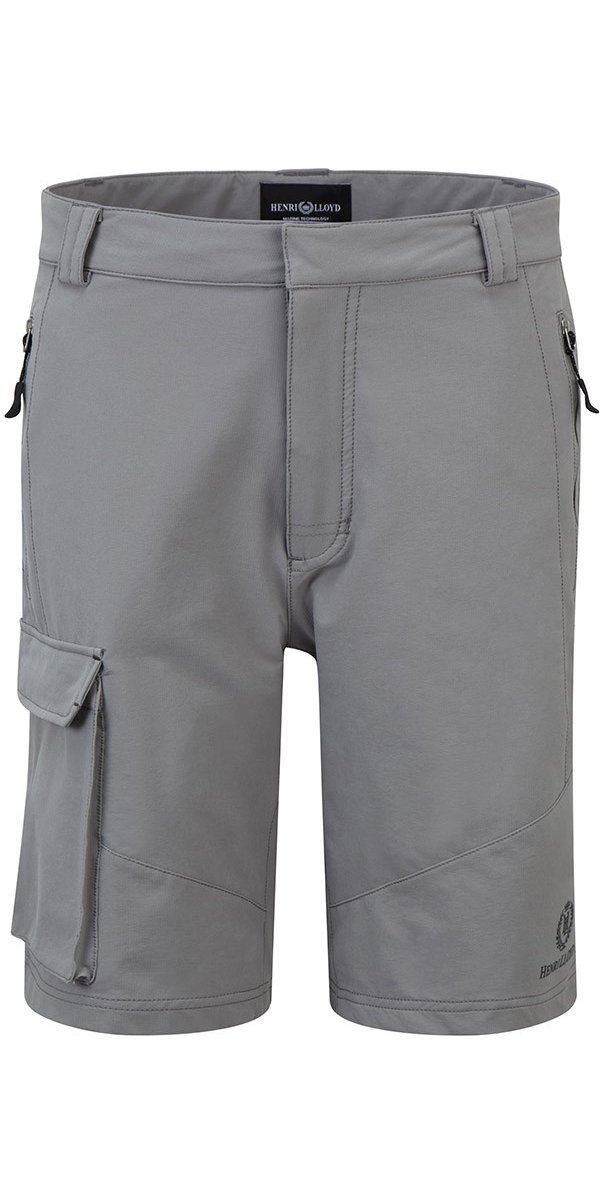 Henri Lloyd 2017 Element Inshore Shorts Titanium Y10184