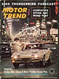 MOTOR TREND Dodge 880 Chevy II Nova Pontiac Grand Prix road tests 5 1963
