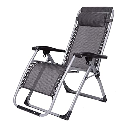 Silla plegable HUYP Playa Negra Silla Reclinable De ...