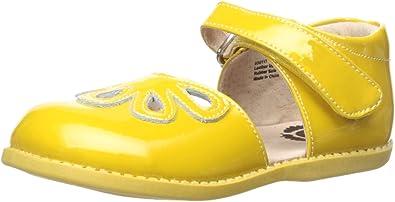 Livie \u0026 Luca Girls' Petal-K, Yellow