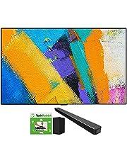 LG OLED77GXPUA 77-inch GX 4K Smart OLED TV with AI ThinQ (2020 Model) Bundle SN6Y 3.1 Channel High Res Audio Sound Bar + TaskRabbit Installation Services