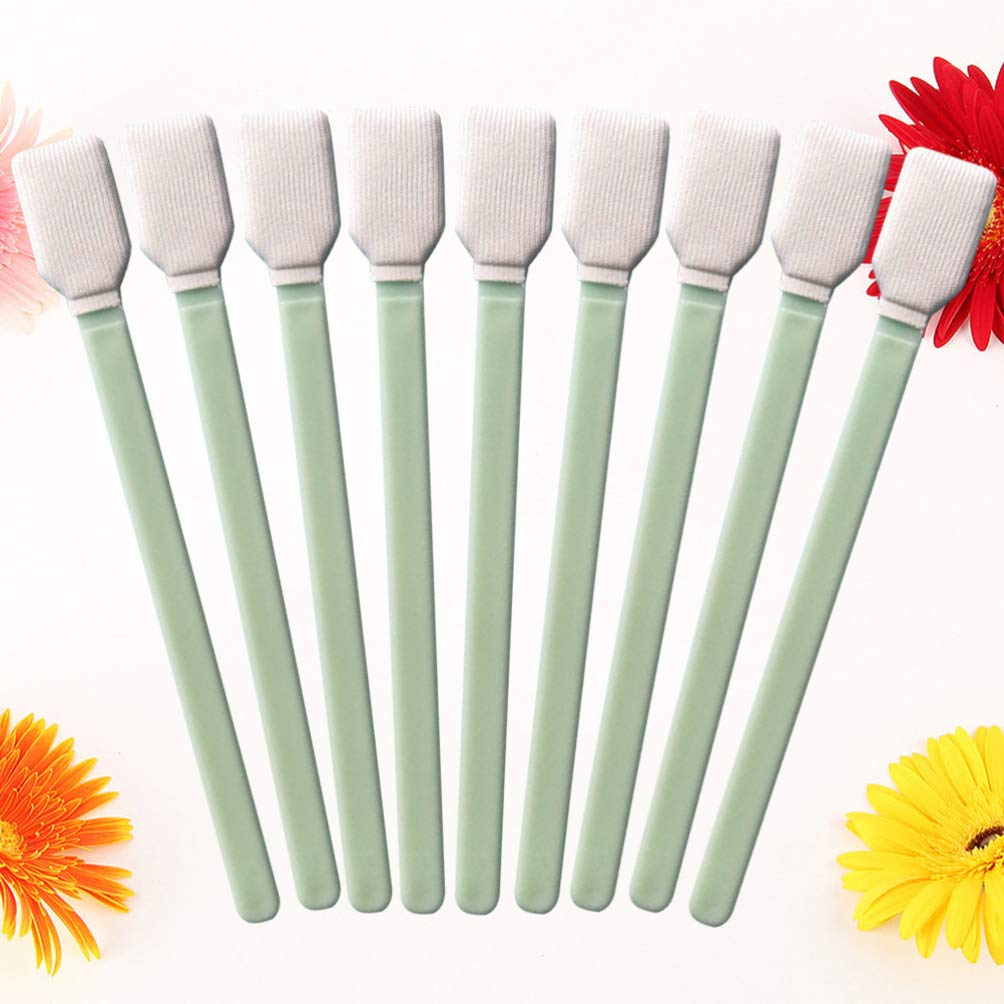 Healifty - Puntas de espuma para limpieza de cabezales de ...