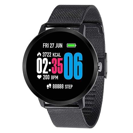 Amazon.com: GGOII Smart Wristband COLMI V11 Smart Watch IP67 ...