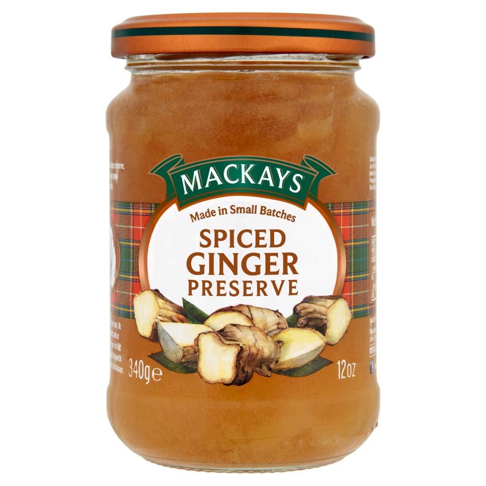 Mackays Ginger Preserve, 12 Ounce