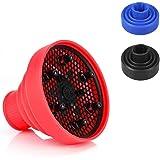 Difusor para secador secador de silicona plegable de viaje Diffuser. mws