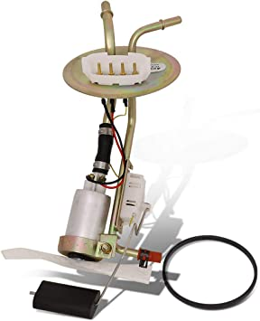Fuel Pump and Sender Assembly Spectra SP225H