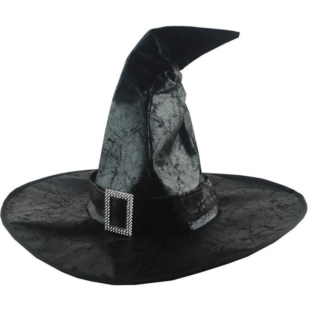 Sombrero Bruja Sombreros Hombre ala Ancha Sombrero De Pescador Sombrero Chimenea Sombreros De Vestir Sombrero De Copa Disfraz Gorra De Halloween Sylar Sombrero Halloween