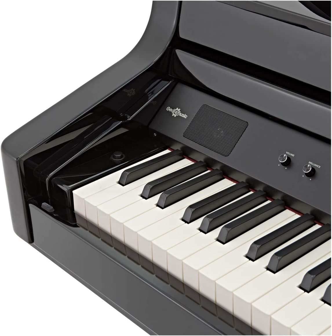 Gdp 500 Digital Grand Piano By Gear4music Amazon Co Uk Musical Instruments