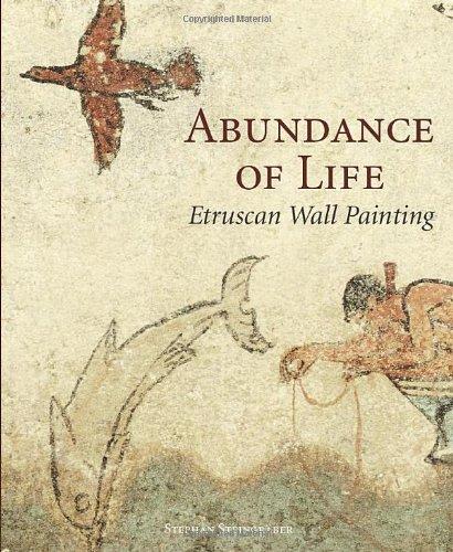 Abundance of Life: Etruscan Wall Painting (Getty Trust Publications: J. Paul Getty Museum) pdf