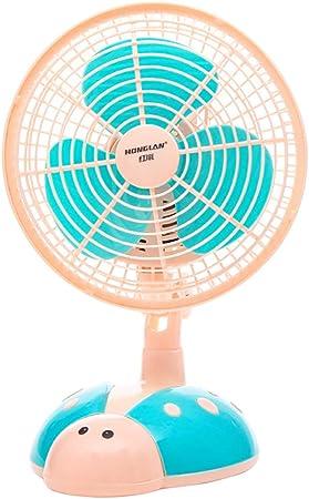 CHB Mini Fan Page Fan Dormitorio Estudiante de Dibujos Animados ...