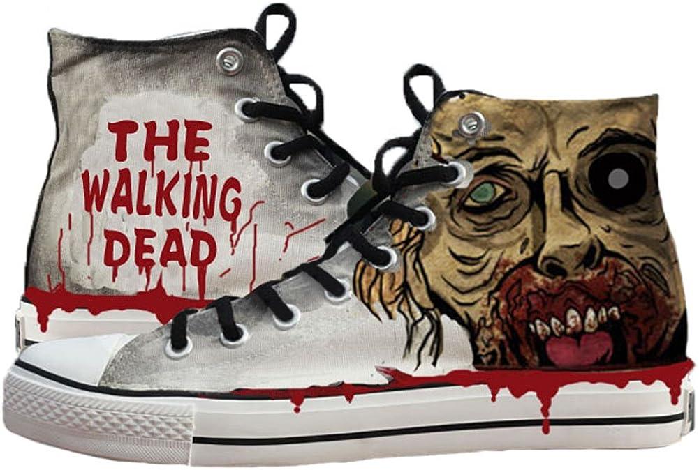 The Walking Dead Shoes Canvas Shoes