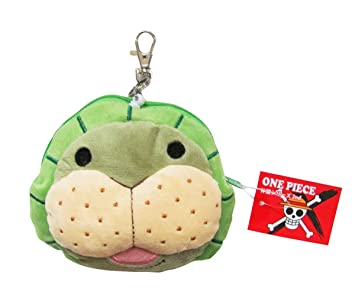 One piece Nakama Series 2nd con peluche: Kung Fu-foca/Kung-Fu