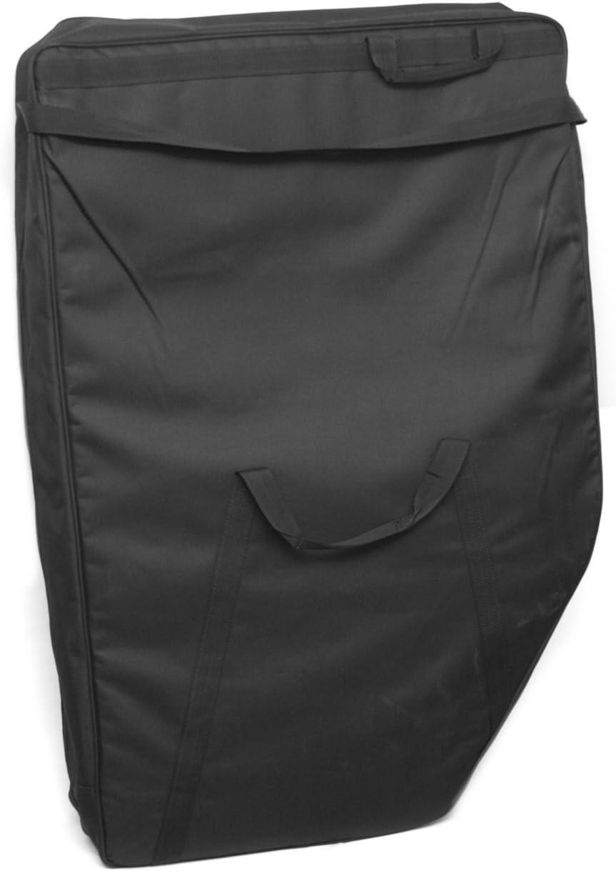 Pair Smittybilt 596301 Full Door Storage Bag for Jeep JK 2//4-Door