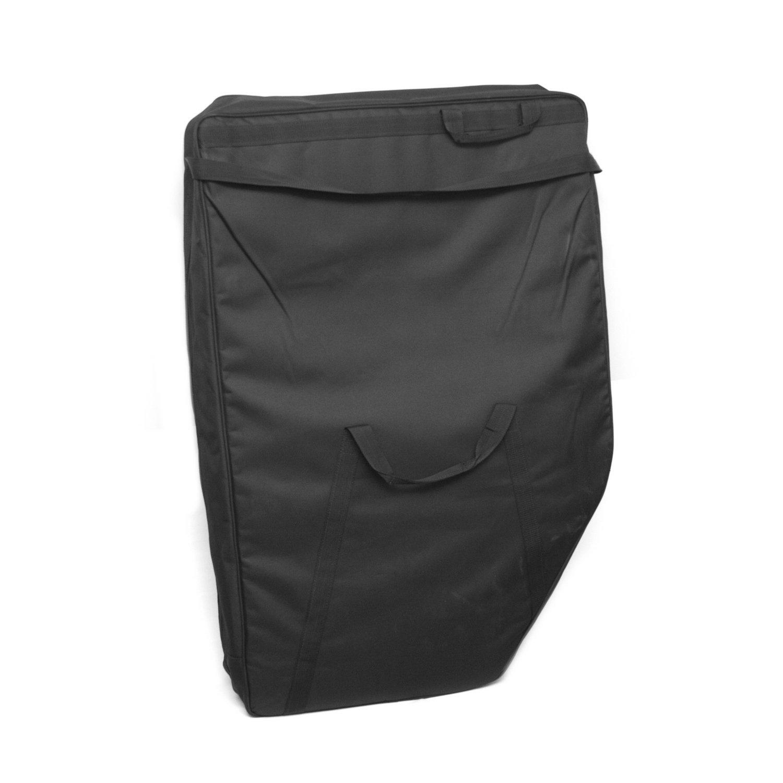 Door Storage Bag Kit, Rear; 07-19 Jeep Wrangler/Gladiator