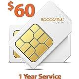 $60 SIM Card for GSM GPS Tracker Pet Senior Kid Child Car Smart Watches