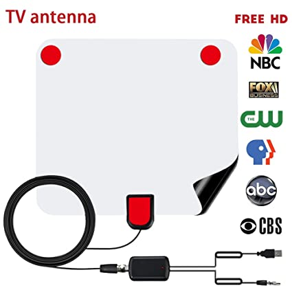 Review TV Antenna Indoor Digital