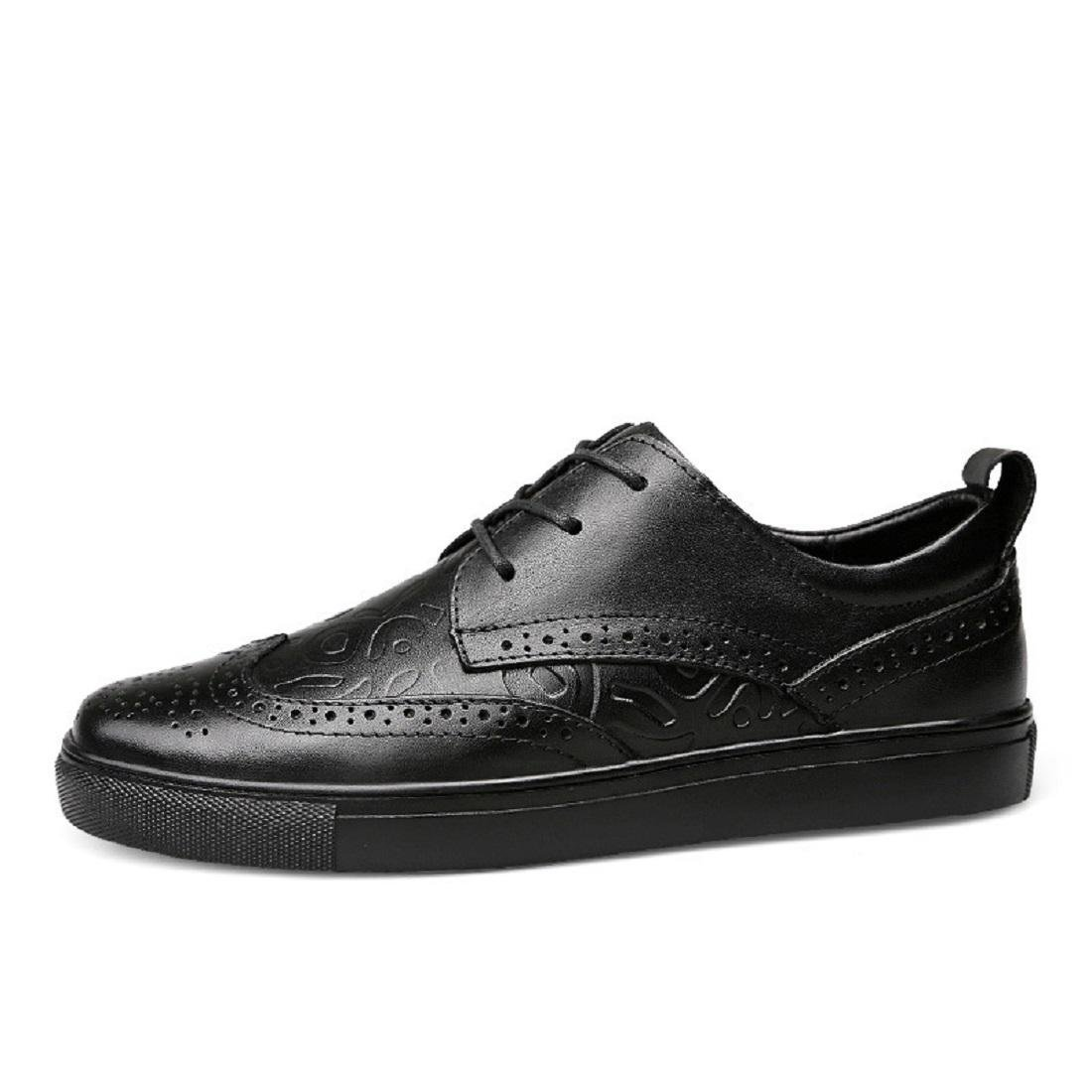 Herren Herbst Winter Das neue Geschäft Lederschuhe Formelle Kleidung Schuhe Atmungsaktiv Flache Schuhe Große Größe EUR GRÖSSE 38-47