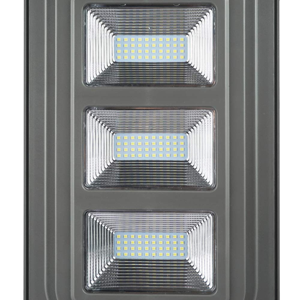 ECO LLC 60W LED Solar Powered Wall Street Light PIR Motion Outdoor Garden Lamp by ECO LLC (Image #6)