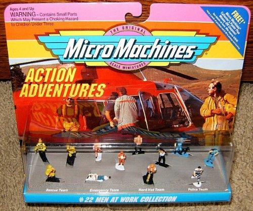 Review Micro Machines Men at