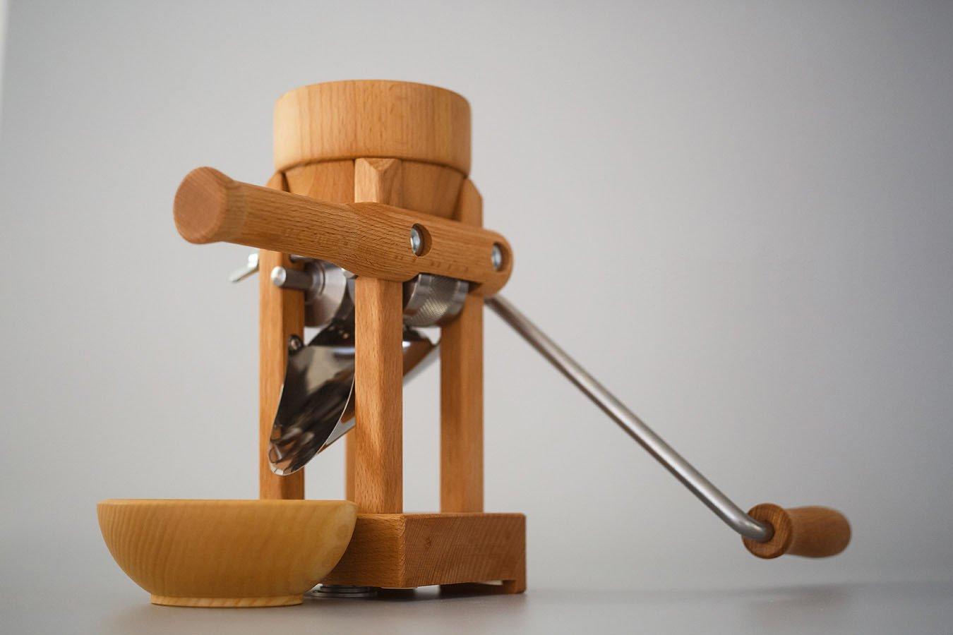 Handle for Eschenfelder Flaker table models