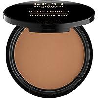 Nyx Professional Makeup Bronzer Maquillaje, Tono Deep Tan, 9.5 g