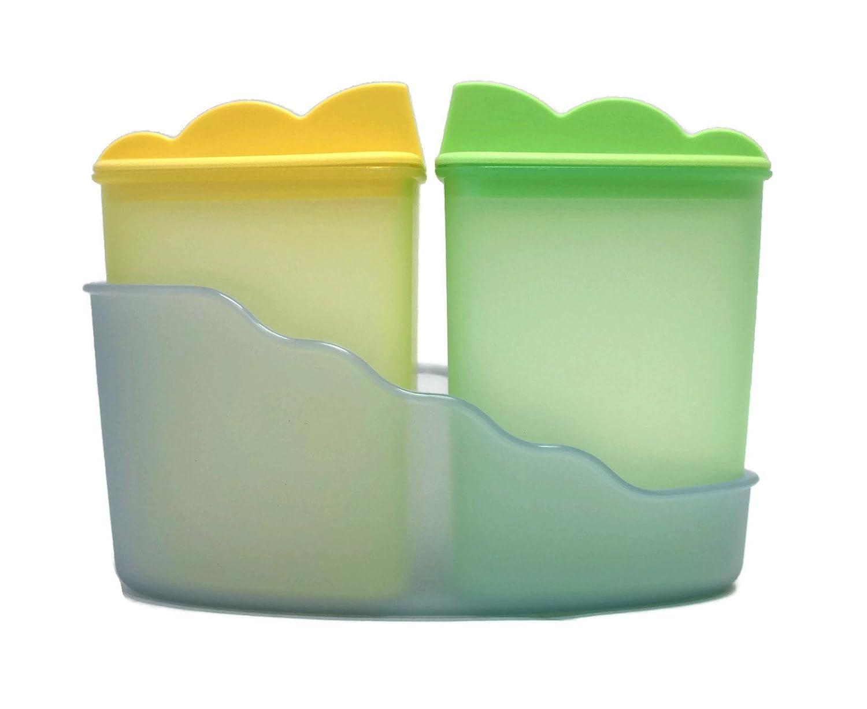 Tupperware Impressions Condiment Caddy
