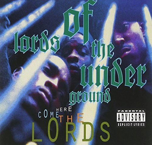 Here Come the Lords by Lords of the Underground [1993] Audio CD