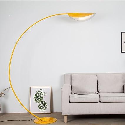Lámpara de pie LED Simple Postmodern Eye Protection Luces de ...