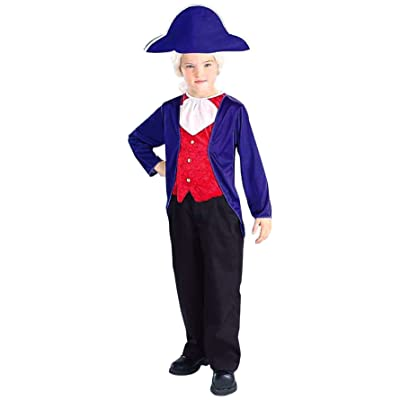Forum Novelties President Washington Child Costume: Toys & Games