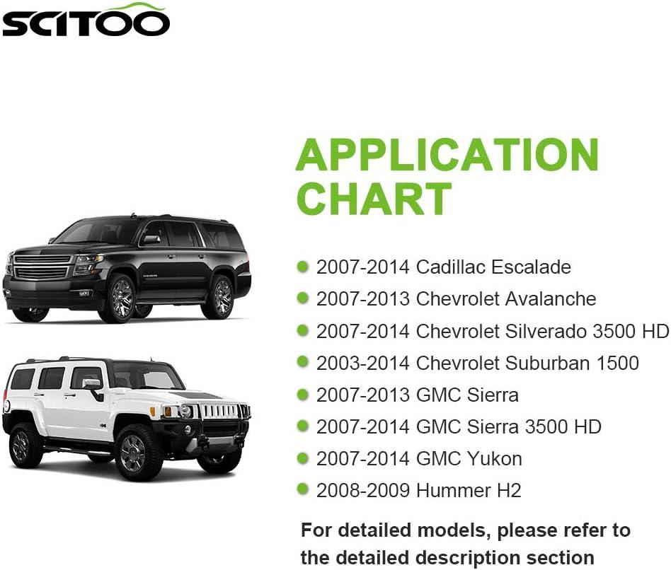TYC Front HVAC Blower Motor for 2007-2014 Chevrolet Silverado 2500 HD  oi