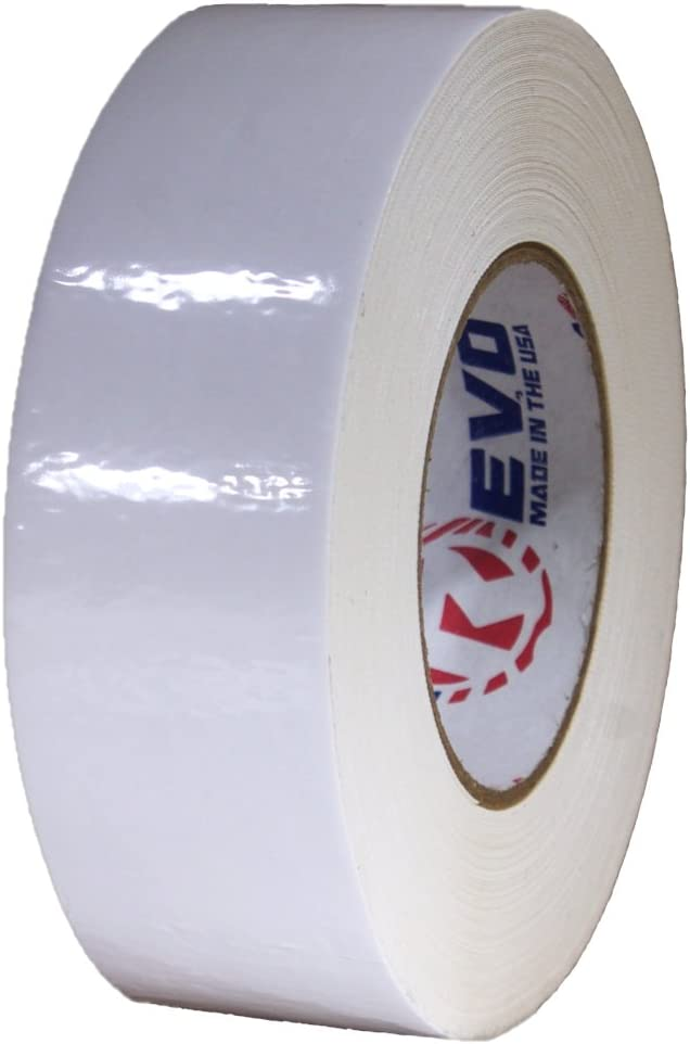 Professional Quality Impact Tapes CARP0236 Double Sided Tape Aggressive rubber adhesive REVO Double Sided Carpet Tape Long lasting 2 x 36 yards MADE IN USA