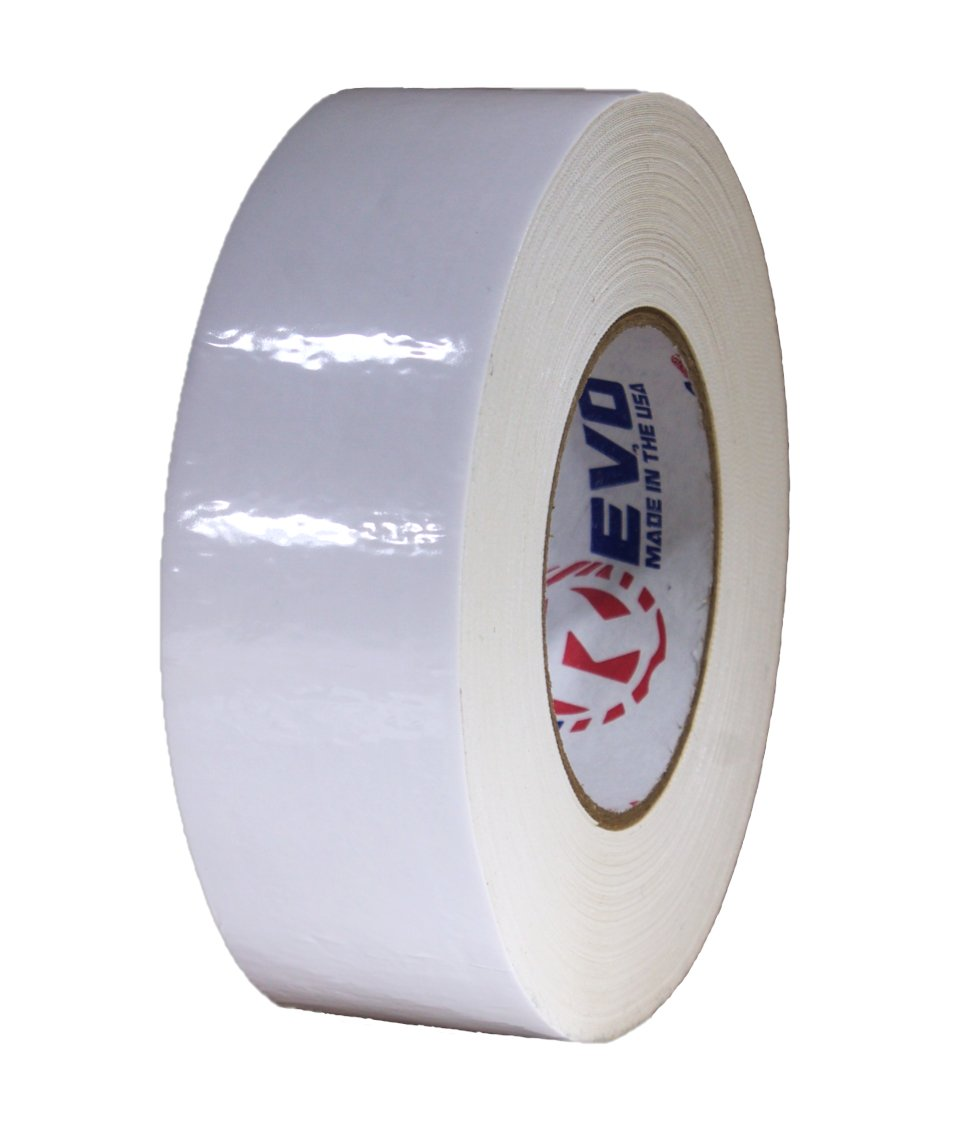 REVO Double Sided Carpet Tape (2'' x 36 yards) MADE IN USA - Aggressive rubber adhesive - Long lasting - Double Sided Tape - Professional Quality