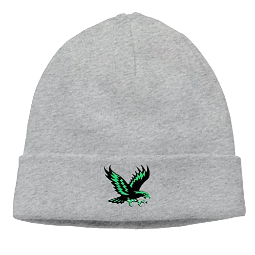 f6bfdf75eb8 Eagles Fan Beanie Hats American Bald Eagle Cable Knit Skull Caps Thick Soft    Warm Winter