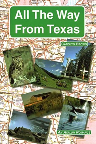 book cover of All the Way from Texas
