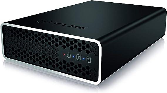 ICY BOX IB-RD2253-U31 controlado RAID 10 Gbit/s - Controlador RAID ...