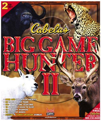 (Cabela's Big Game Hunter 2 - PC)