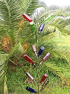 Southern Classic Garden 13 Wine Bottle Tree ~ 6 Feet ~ FREE SHIP  Our Most