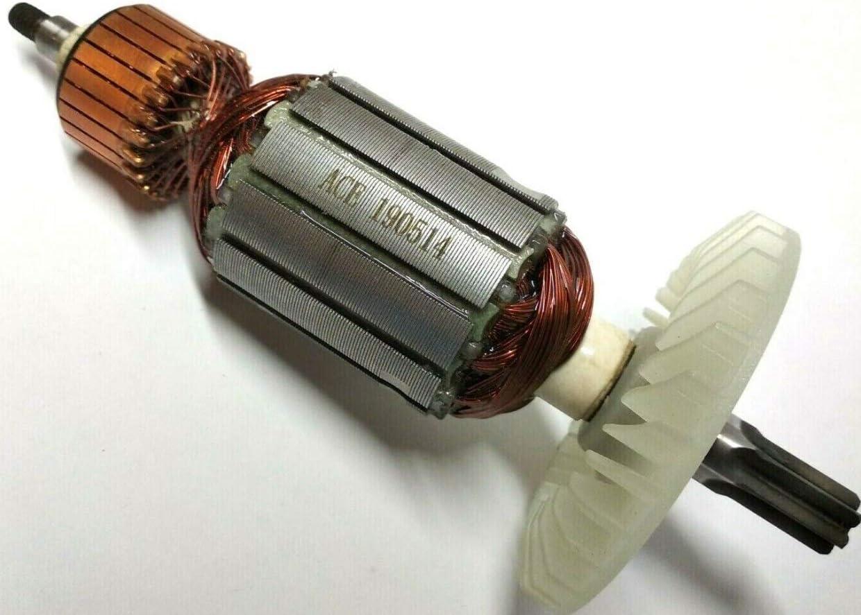 Motor de ancla rotor corredera para HITACHI DH40MR DH40MRY DH40FR DH40SR