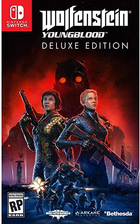 Wolfenstein Youngblood Deluxe Edition - Nintendo Switch ...