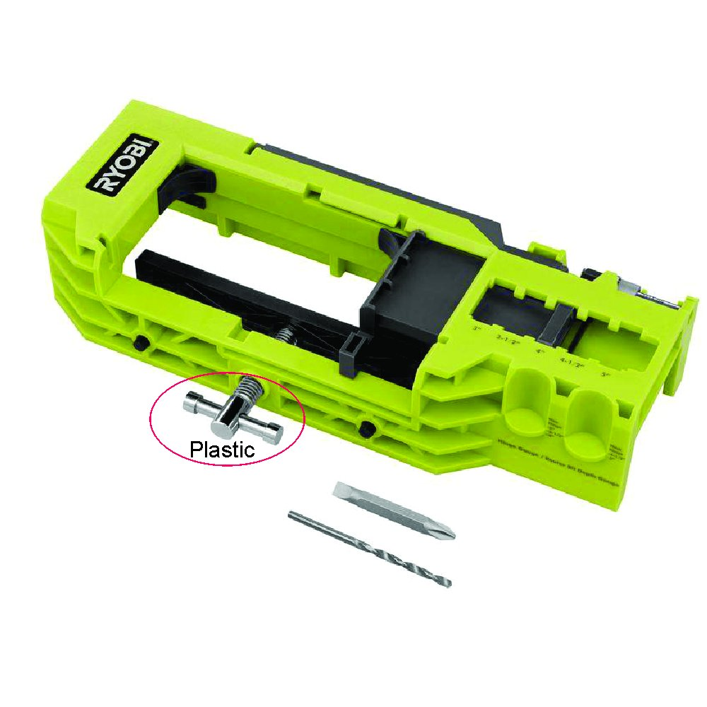Amazon.com: Ryobi A99HT2 Door Hinge Installation Kit/Mortiser ...