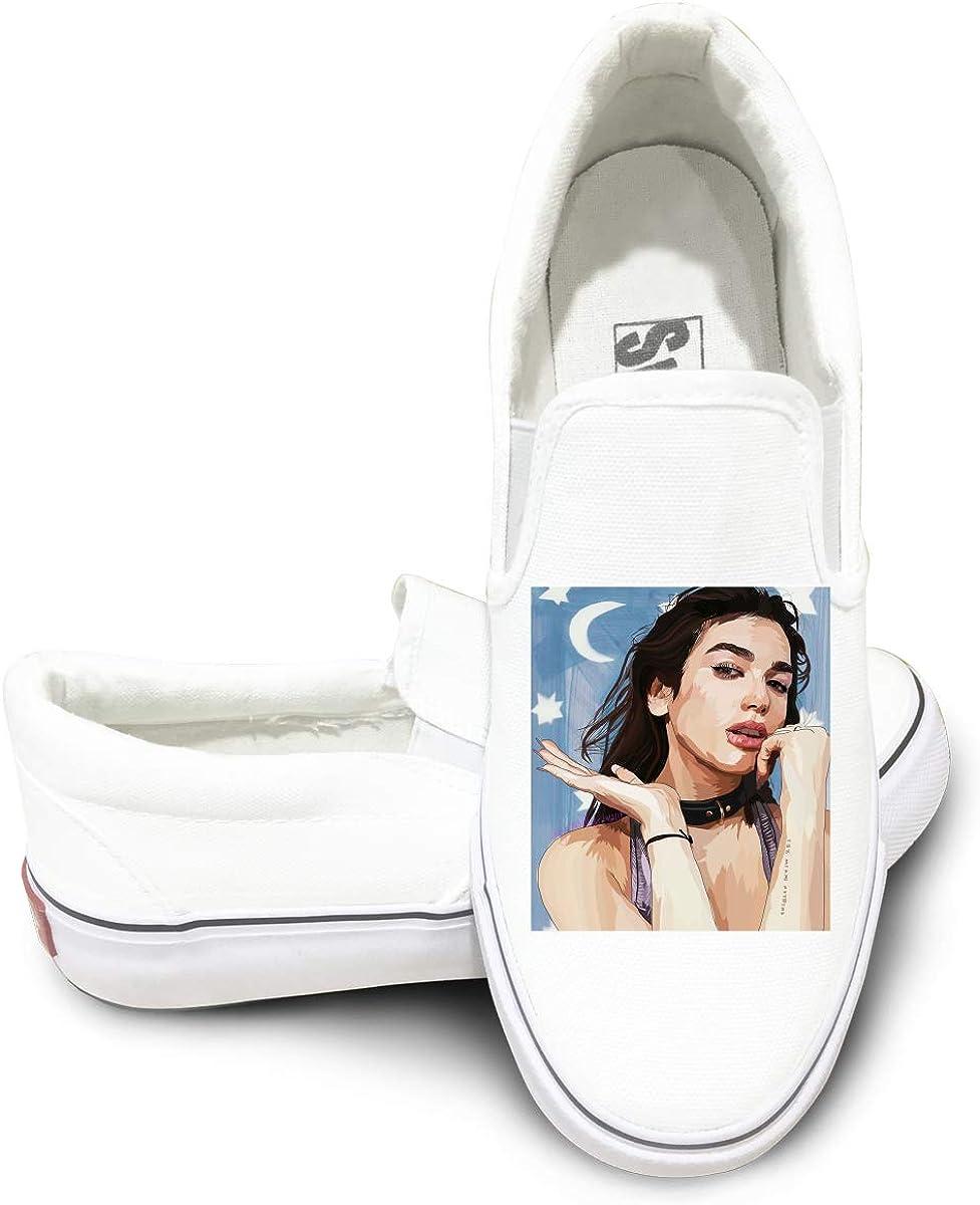 Unisex Low-Top Casual Canvas Fashion Sneaker Weiheiwec 9 M?M?M?M