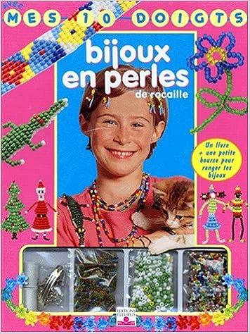 Lire un Bijoux en perles de rocaille : Kit pdf, epub