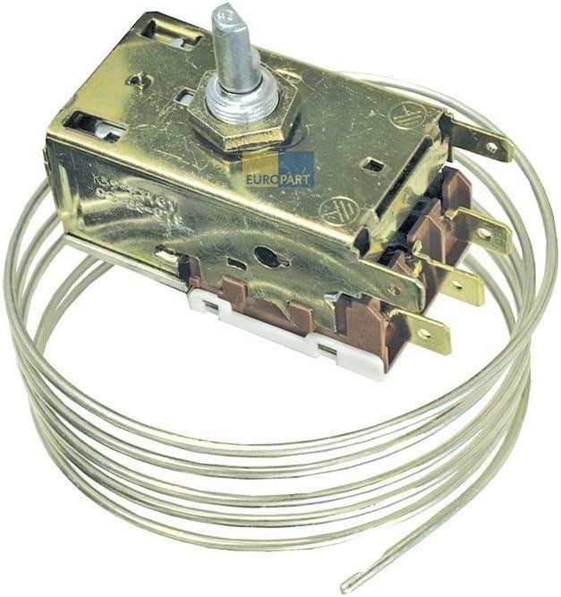 Termostato Temperatura egler neveras Frigorífico Ranco K59 de P1761 como Amica: Amazon.es: Grandes electrodomésticos