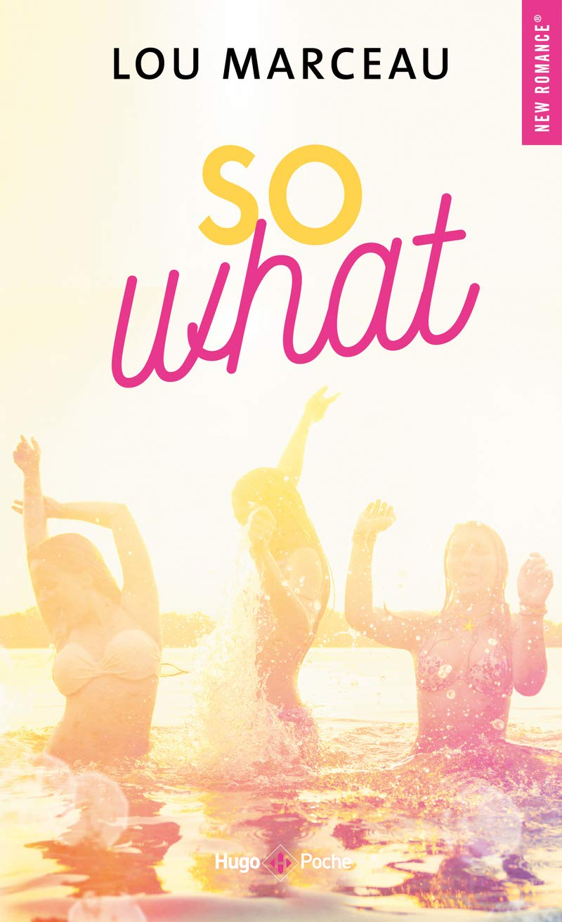 Amazon.fr - So What - Inédit - Marceau, Lou - Livres