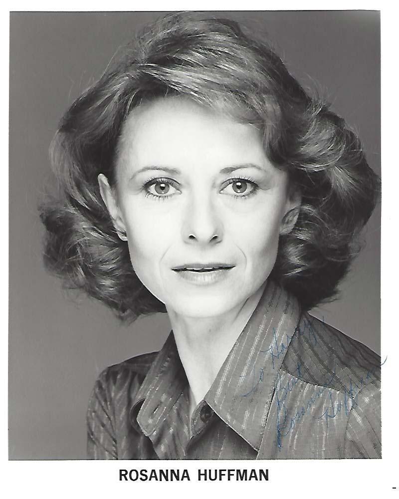 Rosanna Huffman