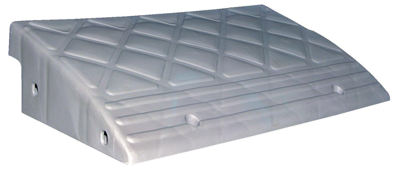 Vestil MPR-2313-G Plastic Multi Purpose Ramp, 5000 lbs Capacity, 13-1/4'' Length, 23-1/4'' Width, 5-1/2'' Height