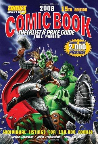 [D.o.w.n.l.o.a.d] 2009 Comic Book Checklist & Price Guide 1961-Present<br />[T.X.T]