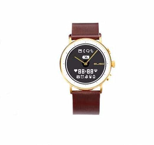 Smart Watch Pantalla de Tinta electrónica Reloj de Ahorro de energía Reloj Recordatorio de Salud de