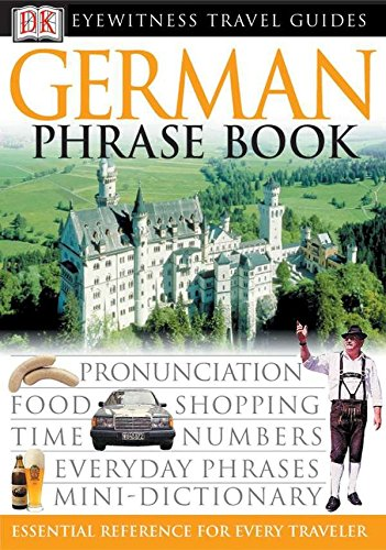 German (Eyewitness Travel Guide Phrase Books)